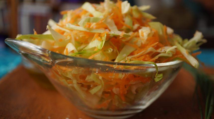 Zelný salát