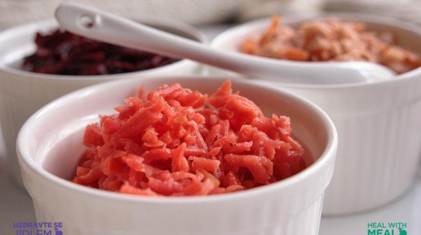 Kvašená zelenina – recept