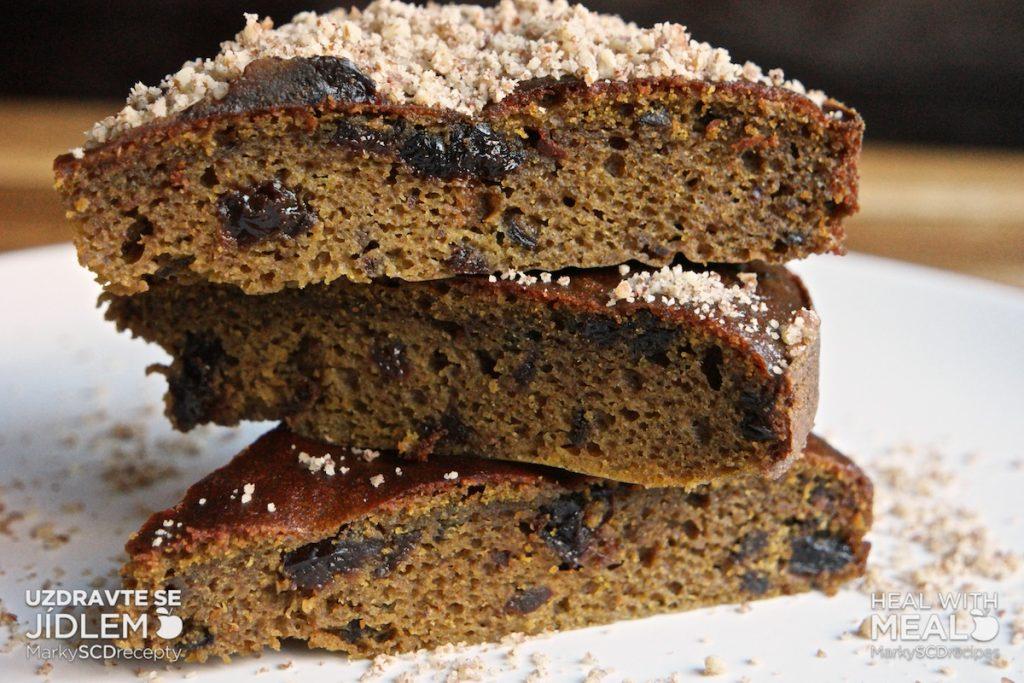 """Dýňový koláč """"Pan di zucca"""" podle SCD"""