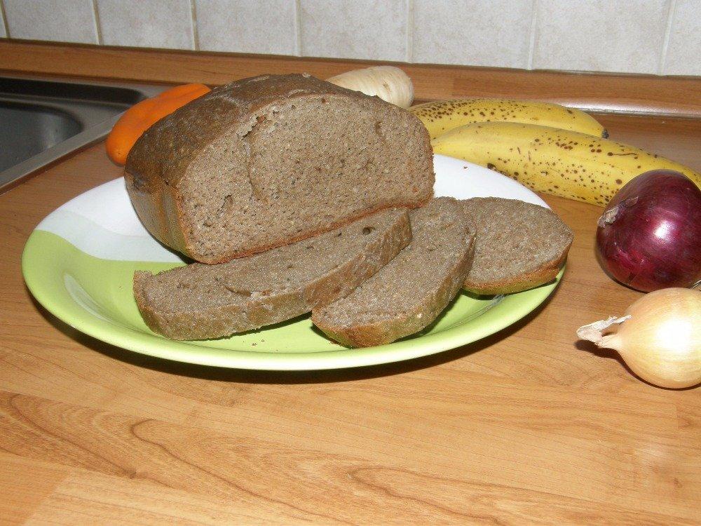 chléb z pekárny