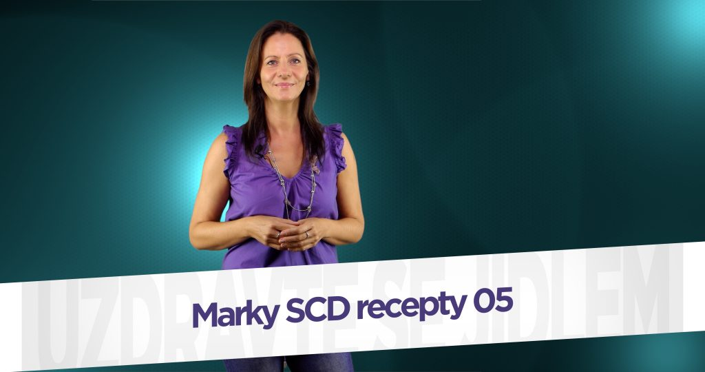 Marky SCD recepty 05 – Letní kuchařka