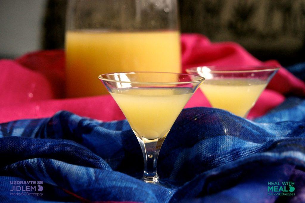 Zázvorový likér – domácí ozdravná třaskavina