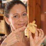 Velikonoční oříškové sušenky