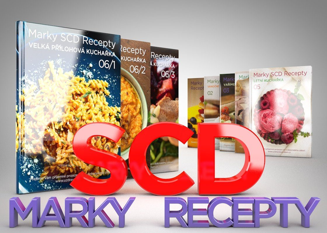 Marky SCD recepty 01-06