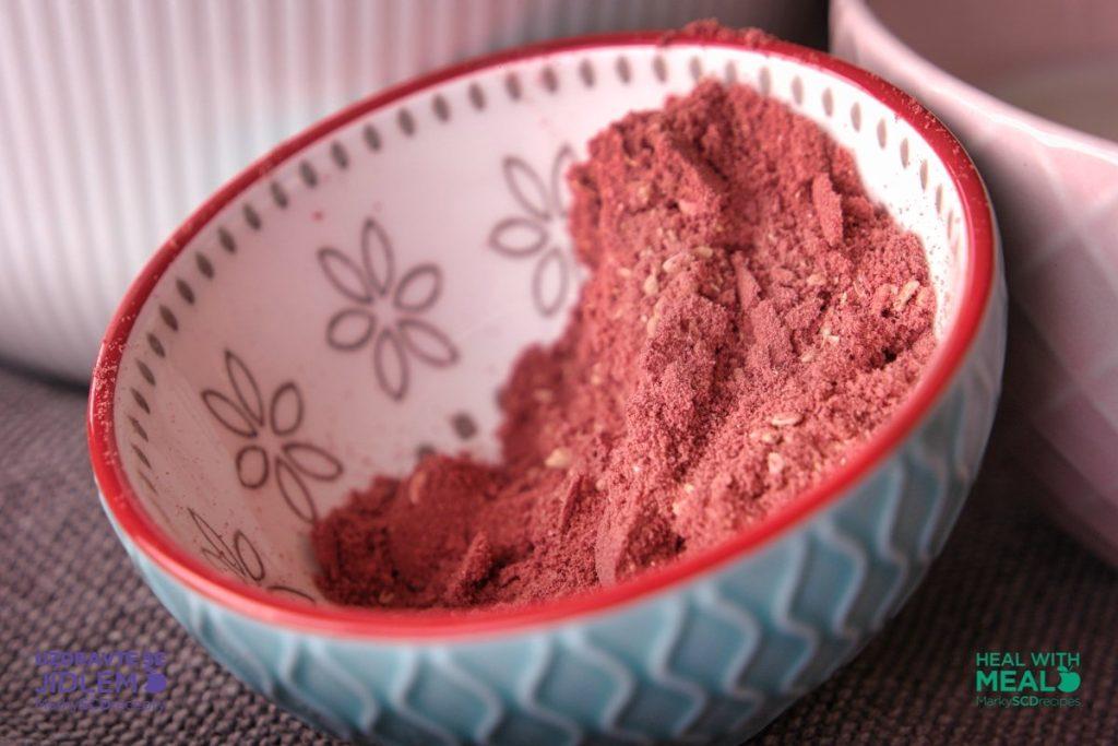 Malinová snídaně