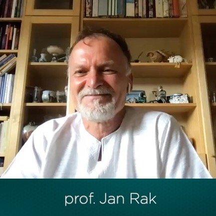 Náš host prof. Jan Rak